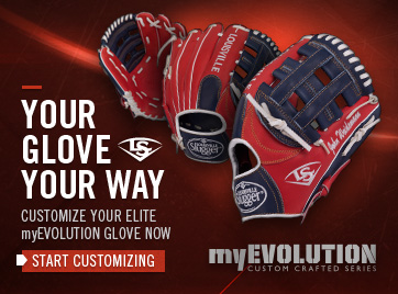 Your Glove Your Way Customize Your Elite myEVOLUTION Glove Now